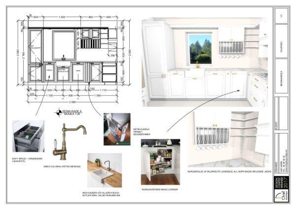 Kitchen trends after Covid-19 by kitchen designer Hiie Harm