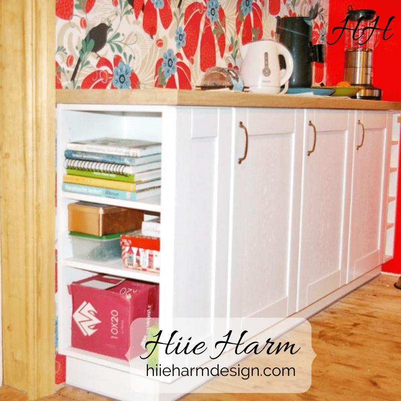 Nordic kitchen by kitchen designer Hiie Harm