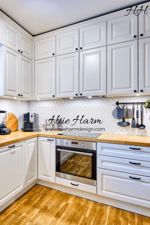 How do design Scandinavian style kitchen 1-min