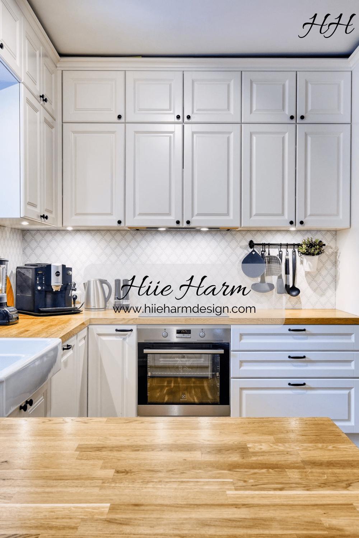 How do design Scandinavian style kitchen 5-min