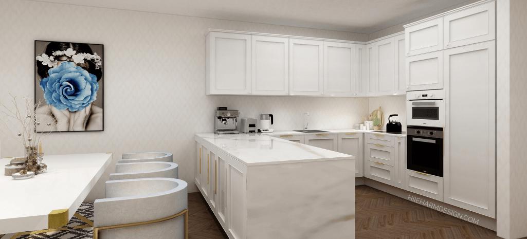 Kitchen designer Hiie Harm home wise solutions more storage